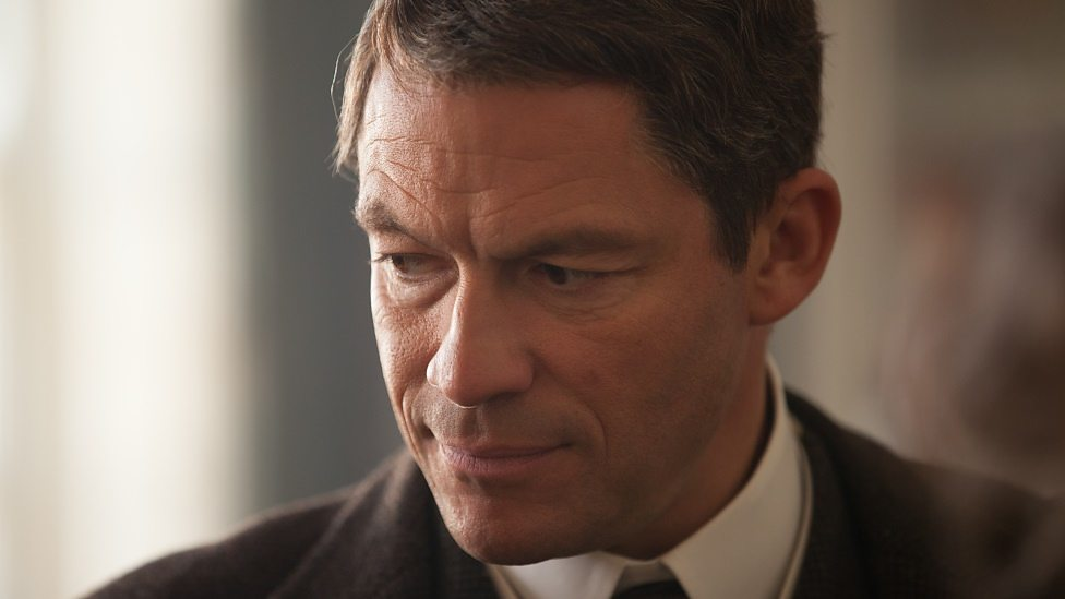 Dominic West in Testament of Youth
