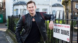 All Rise - Lee Ryan joins the cast of EastEnders to play Albert Square's latest bad lad