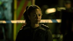 Interview with Thandie Newton (DCI Roz Huntley)