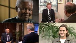 Two Decades of HARDtalking - BBC'S flagship interview programme celebrates 20th anniversary