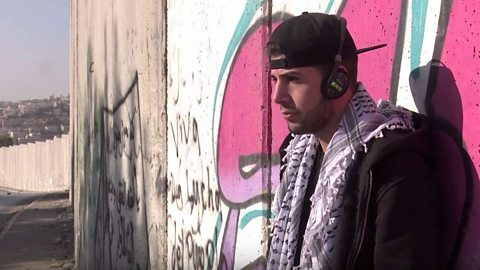Dandara: a drama for young Palestinians