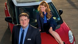 Peter Kay's Car Share returns with a special audio-only episode