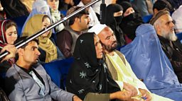 Strengthening accountability through media in Afghanistan: final evaluation