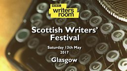 Scottish Writers' Festival 2017
