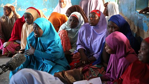 Helping improve child health through radio in Nigeria