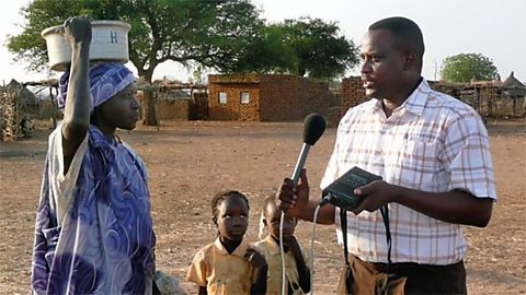 Research summary: How is radio helping to improve girls' education in South Sudan?