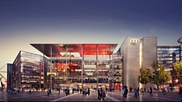 BBC Wales announces cutting-edge technology and training package to support new city centre broadcast centre