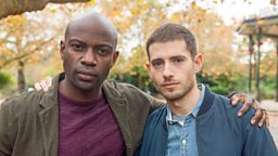 Interview with David Gyasi (Steve)