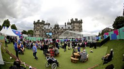 BBC at the Edinburgh Festivals 2017 - the world's stage, every summer
