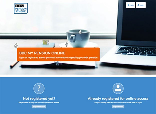 myPension online