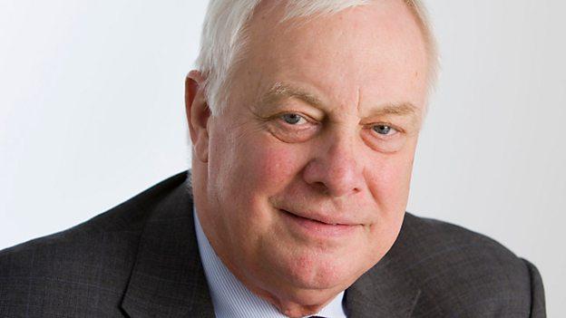 Christopher Patten