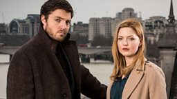 Tom Burke and Holliday Grainger to return for new BBC One Strike series Lethal White