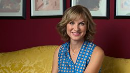 Interview with Fiona Bruce
