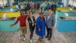 It's bake or break time, The Great South African Bake Off returns on Tuesday 17th October at 8pm