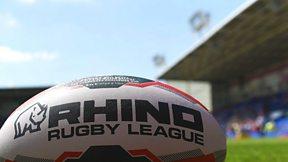 Rugby League: England v New Zealand