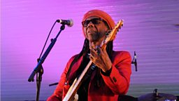 Nile Rodgers & CHIC will be bringing Good Times to BBC One this New Year's Eve