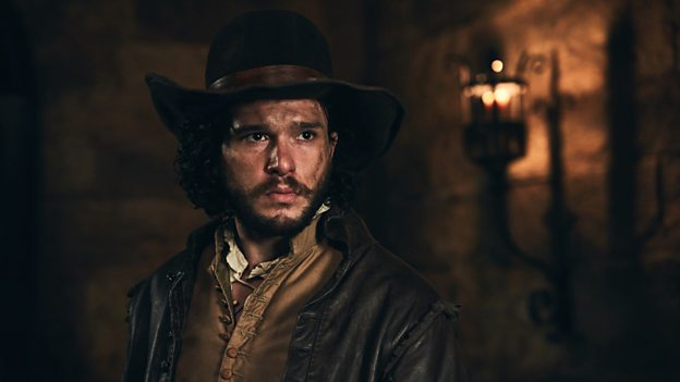 Kit Harington (Robert Catesby)