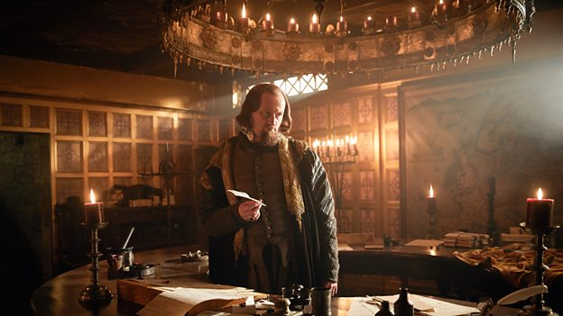 Mark Gatiss (Robert Cecil)