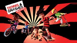 Introducing Dennis & Gnasher: Unleashed
