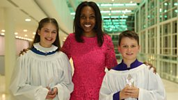Young choristers from Lancing College and Rugby School are crowned the BBC Radio 2 Young Choristers of the Year 2017
