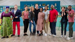 BBC Lifestyle announces  The Great South African Bake Off: Festive Celebrity Special