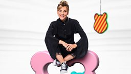 Q&A with Mel Giedroyc