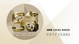 "Tony Hall pledges a ""renaissance"" for BBC local radio as the service marks its 50th anniversary"