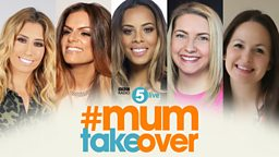 Celebrities join BBC 5 live for Mums And Mental Health event in Blackpool