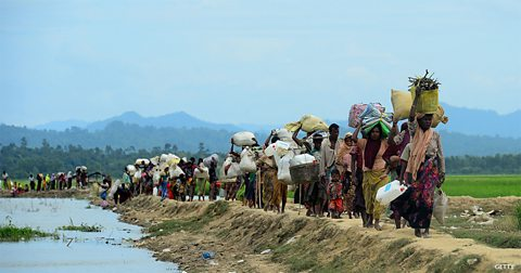 Responding to the Rohingya emergency in Bangladesh