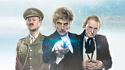 A Christmas treat from the BBC: Doctor Who coming to a town near you
