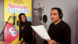 Sanjeev Bhaskar and Shobna Gulati announced as new treasures at CBeebies