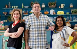 It's bake or break time. Meet the finalists for this year's  The Great South African Bake Off