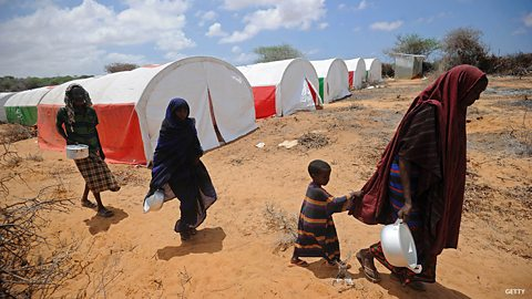 A lifeline for people affected by drought in Somalia