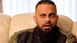 Guz Khan's Man Like Mobeen returns for a second series on BBC Three