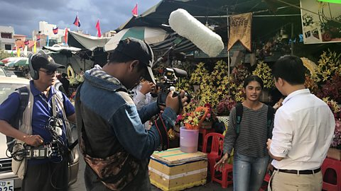 Research summary: How can reality-based TV and Facebook content improve young Cambodians' readiness for the job market?