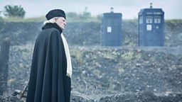 An interview with David Bradley (The First Doctor)