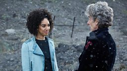 An interview with Pearl Mackie (Bill Potts)