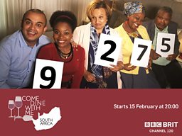 Come Dine With Me South Africa is back and this time everyone's a critic!