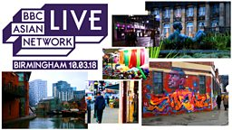 BBC Asian Network Live - Monologues