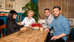 BBC One's Britain's Best Home Cook returns