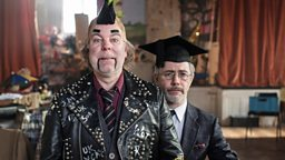 More twisted tales are surely due - Inside No.9 returns to BBC Two
