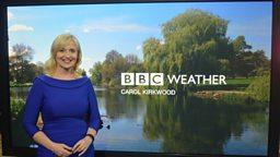 BBC Weather launches a new look