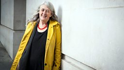 Mary Beard to anchor a new live Front Row on BBC Two
