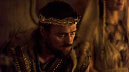 Interview with Jonas Armstrong (Menelaus)