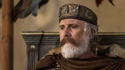 Interview with David Threlfall (Priam)