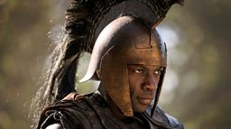 Interview with David Gyasi (Achilles)