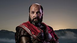 Interview with Johnny Harris (Agamemnon)