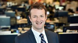 Jamie Angus appointed Director of BBC World Service Group