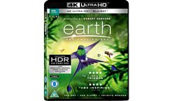 BBC Earth Films release Earth: One Amazing Day - the first documentary to combine 4k Ultra High Dynamic range Blu-ray with Dolby Vision™ and Dolby Atmos®