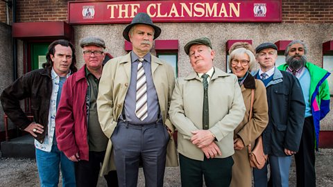 Last orders please! Still Game returns for a final series